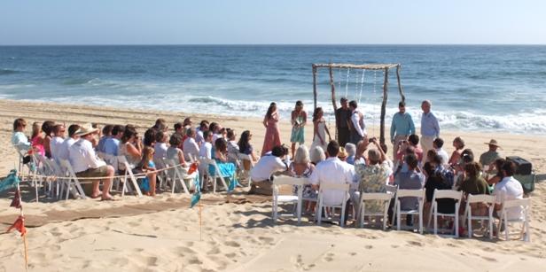 Beachy Boho Wedding Bliss