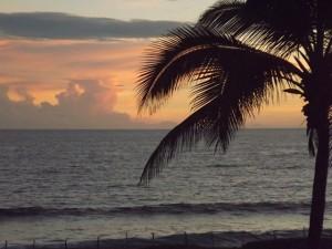 Sunset - Dad's Photo -Resized
